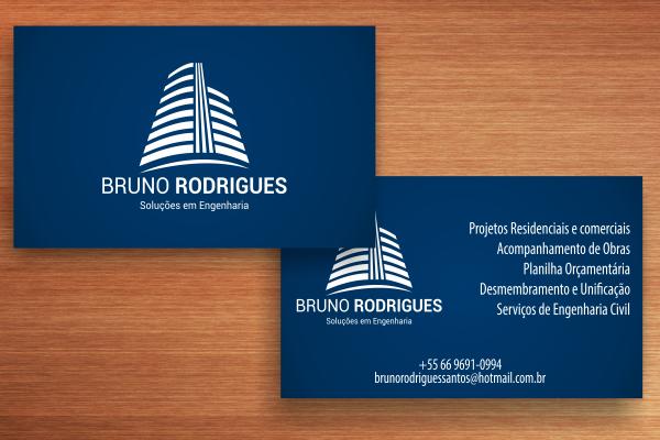 Cartão de Visita - Bruno Rodrigues